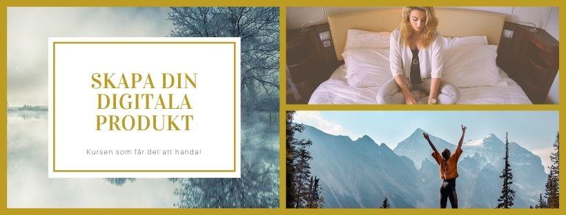 EFA Banner för kurs skapa en digital produkt i vinter